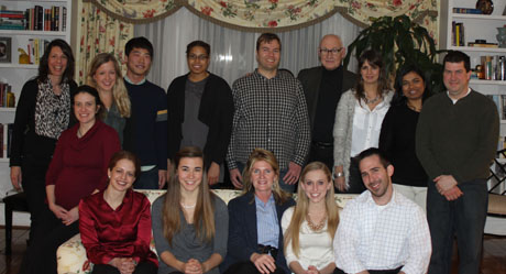 2014 Davisson Lab Winter Party