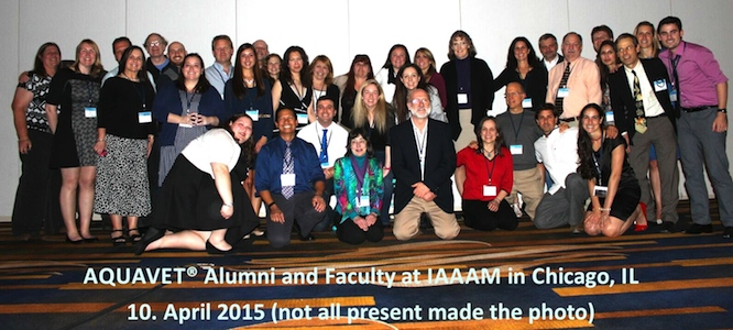 Photo from 2015 IAAAM Meeting In Chicago