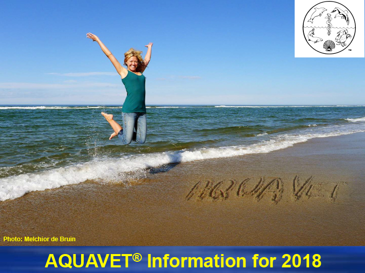 Aquavet 2018 Cover Photo