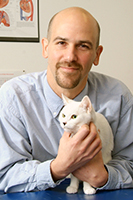 Bruce Kornreich, Associate Director and kitty